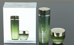 Wholesale face care set Energie De Vie face and neck day cream ml lotion ml moistuirzing repairing anti aging whitening