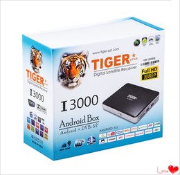Wholesale Usb Wifi Adapter Tiger I3000 OTT Online Movie Watch Free Full Eurostar Digital Satellite Receiver Discount Free Inspection