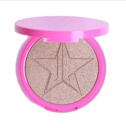 Wholesale Discount Price JS Star Skin Frost Highlighter Cosmetics King Tut Peach Goddess Makeup hot item by dhl