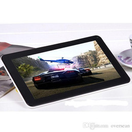 NEW 10 inch ATM7029B Android 4.4.2 tablet pc Quad core dual camere 512M 8GB 1.5GHZ Bluetooth HDMI OTG USB Cable Tablets