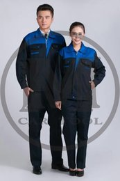 Wholesale Factory workers uniform workwear garage overall tooling suit dungaree different colors