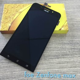 Wholesale Suitable for Zenfone max ZC550KL display touch screen inside and outside the integrated mobile phone screen assembly LCD screen