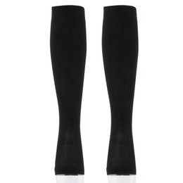 Wholesale Miracle Socks Antifatigue Compression Stockings Soothe Tired Achy Unisex Knee Socks Pantyhose Supports Toe Thigh Leg Stocking
