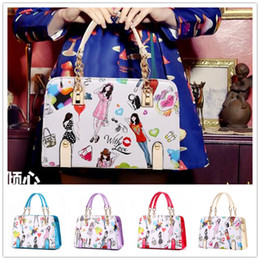 Wholesale Brand new wave of female summer models beautiful young fashion chain shoulder bag handbag FIG BAG25