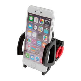 Wholesale 2016 New fund sell like hot cakes YC036C general automatic lock bike phone holder for inches phone BLACK