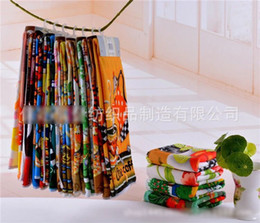Wholesale Hot sale Microfiber absorbent kitchen towel dish cleaning cloth tea towels cooking tools