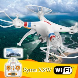 Wholesale Syma X8C X8W X8 Axis RC Quadcopter Without camera Professional Drone Compatible With Gopro SJCAM Xiaoyi Xiaomi VS MJX X101