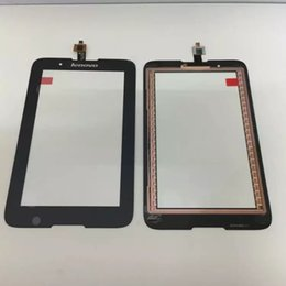 Wholesale Black quot inch for Lenovo A7 A3300 touch screen digitizer touch panel touchscreen a