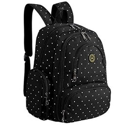 Wholesale Baby Diaper Bag Travel Backpack Handbag Large Capacity Fit Stroller