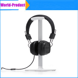 Wholesale Universal Acrylic Base Universal Headphone Stand Display Rack Headset Hanger Earphone Holder for Sony Monster all headphone