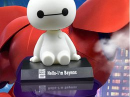 Wholesale Beast Corps Baymax White Car Furnishing Articles Vehicle Shook His Head Doll Lovely White Hot Style