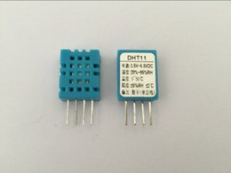 Wholesale 10pcs DHT11 Digital Temperature and Humidity Sensor