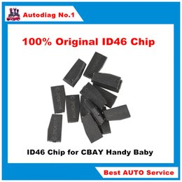 Wholesale ID46 Chip for CBAY Hand held Car Key Copy Auto Key Programmer ID Chip ID46 Transponder Chip