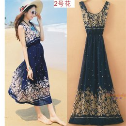 Girls Beach Dresses Floor Length Skirt High Quality Hot Sale 2016 Top Quality New Casual Dress Big Size