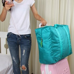 FREE SHIPPING Travel Essential Bag-in-Bag Travel Luggage Organizer Storage Handle Bag Pouch Set Laundry Pouch Bag