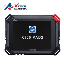 Wholesale XTOOL Original X100 Pad2 Auto Key Programmer Supporting EPB EPS OBD2 Odometer OilRst TPMS TPS X100 PAd Better than X300 pro3