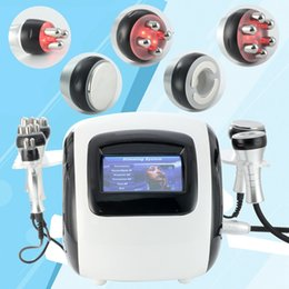 High quality grease Lipo cavitation rf facial body slimming machine on hot sale
