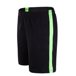 Wholesale-High Quality 2016 Men sport shorts Polyester Jogger Jogging Shorts Fitness Breathable Workout Gym Running Shorts Plus Size 4XL