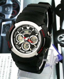Fashion relogio 8200 men's sports watches, LED chronograph wristwatch, military watch, digital watch, Luxury brand men kids sports watches