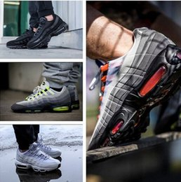 Wholesale Original High Quality Max Shoes Men s fashion casual shoes Max Sneakers Mens Leisure Walking shoes size