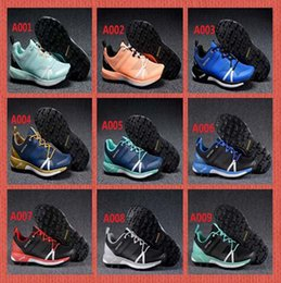 Outdoor Cross-Country Running Shoes Is Suing Terrex Agric Boost For Glue Nail Breathable Running Shoes Mountaineering Shoes, Free Shipping