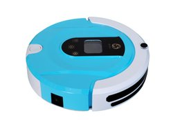 Intelligent Robot Vacuum Cleaner for Home Slim HEPA Filter,Cliff Sensor,Remote control Self Charge Timer super cleaning cleaner with 300ML