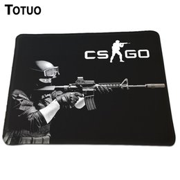 Wholesale Counter strike global offensive mousepad best seller gaming mouse pad Popular gamer mouse mat pad game computer desk padmouse mm