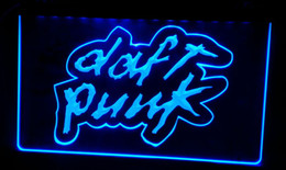 Wholesale LS488 b Discovery Daft Punk Scott Grooves Neon Light Sign