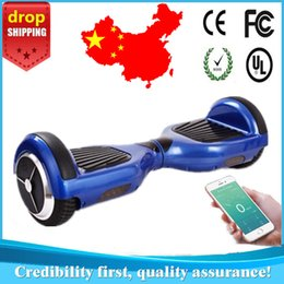 Hoverboard Smart Electric Scooter Self Balancing Wheel 6.5 inch Two Wheel Balance Scooters Outdoor Skateboard Hoverboard Balance Scooter
