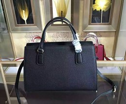 Wholesale 2016 new brand Women genuine leather tote hand bag fashion shopping bag lady bag