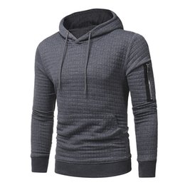 Free Shipping US Size M-3XL High Quality men's autumn and winter fashion jacquard style hoodies sports leisure sets sweater