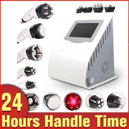 Big Discount 5 In 1 Ultrasonic Cavitation Vacuum Radio Frequency RF Skin Rejuvenation Photon Slimming Machine