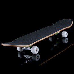Wholesale Outdoor extreme sports skateboards Maple wood Material longboard Adult skateboard Mixed delivery