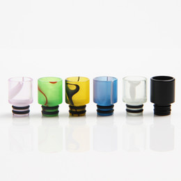Newest 510 Drip Tip Arcylic Drip Tip pipe Drip Tip for 510 RBA RDA Cartomizers box mod free shipping