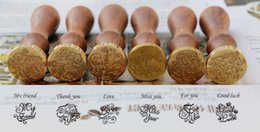 Fashion Retro Single Wax Sealing Stamp Chapter Wax Seal Personalized Greetings Wedding&Party Invitation Custom Accept