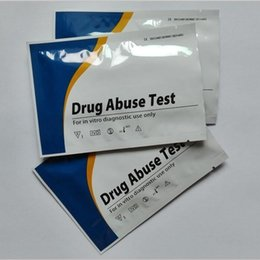 Wholesale 2016 New Style THC Test Strip mm CE Certificate Fast