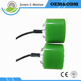latest small light electric wheel motor mini 3 inch hub motor 36V 150W electric scooter motor electric skateboard wheel motor