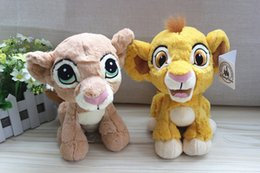 Wholesale New lion king simba plush toy doll baby Christmas birthday gift no23