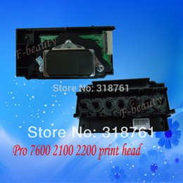 Wholesale High Quality original new Print Head F138050 Printhead Compatible For Epson PRO7600 PRO2100 Printer Head
