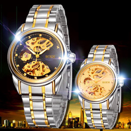 Skeleton Watches for Mens Automatic Mechanical Luxury Brand Steel Waterpoor Watch for Man Casual Fashion Business Watch