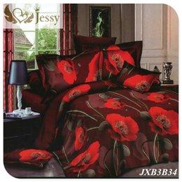 Wholesale New d bedding set Tiger Wolf Madonna bedclothes duvet cover set sheet pillowcase queen king twin bed linen bedding set coverlet