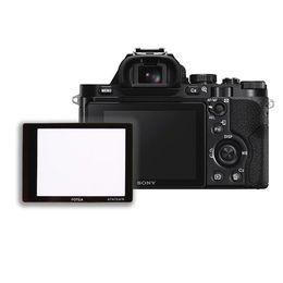 A7s sony en venta-FOTGA PRO protector de pantalla de cristal líquido óptico para Sony Alpha A7 A7R A7S cámara