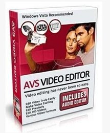 Wholesale AVS Video Editor v7 English super Video editing software