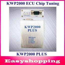 Wholesale Newest KWP2000 ECU EMAP Plus Flasher KWP Plus Automotive ECU flashing OBD2 OBDII Diagnostic Tools