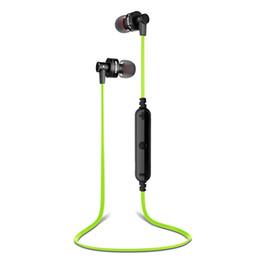 Descuento regalos para los amigos Auricular original del deporte del auricular de AWEI A990BL Bluetooth con el mic para el regalo del amigo del bluetooth de los auriculares de Samsung del iphone