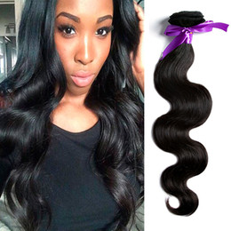 Wholesale Peruvian Indian Brazilian Human Hair Bundle inch hair Body Wave AAAAA Fashion Hair Style Long Last Products A