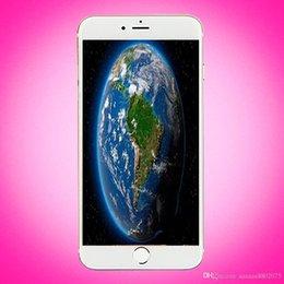 Wholesale 1920 FHD Goophone i7 Clone G MTK6573 GB GB Fingerprint Scanenr Android inch IPS WiFi MP Camera Smartphone
