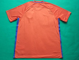 Wholesale Camisa superior tailandesa superior T_shirt da camisa dos homens