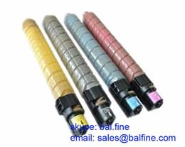 Wholesale nice quality of compatible toner cartridge for Ricoh Aficio MP C4000 C5000 color set