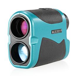Wholesale 600M Distance Measurement Optics PF106 Range Finder Sailing Hunting Golf Telescope Handheld Range Finder Y2757